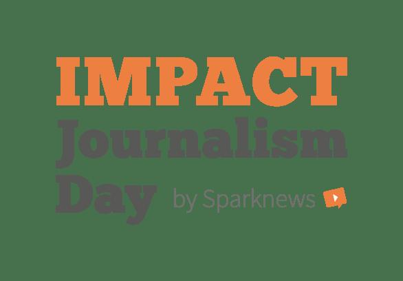 Impact Journalism day logo