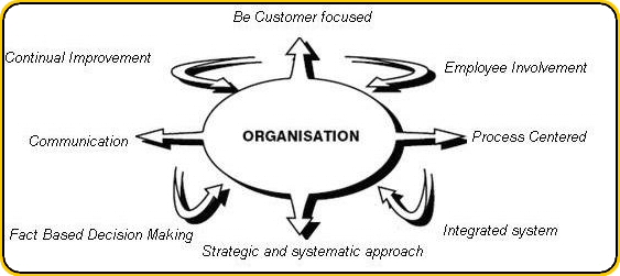 What Is Total Quality Management Principles