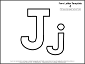Educational Printables: Alphabet Templates