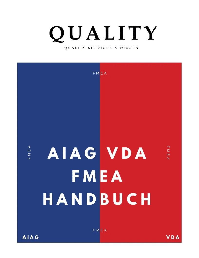 FMEA VDA AIAG HANDBUCH
