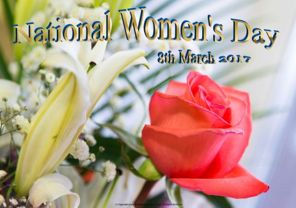 National Women's Day March 2017