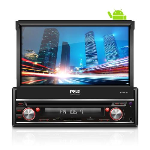 small resolution of  pl7andin pyle pl7andin single din android stereo receiver system with pyle plts76du wiring harness at cita