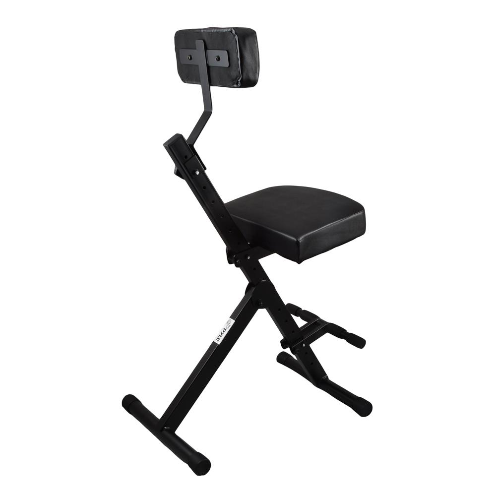 NEW Pyle PKST70 Musician  Performer Chair Stool Durable