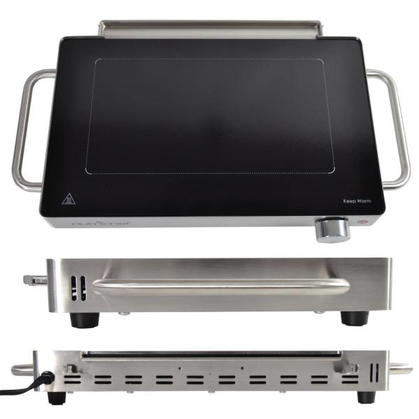 Electric Stove Cooktop with Grill