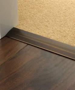 Carpet door plates antique bronze