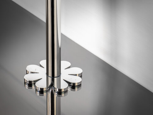 chrome decorative pipe cover