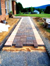 Patios Walkways and Steps - VA - Quality Concrete & Masonry