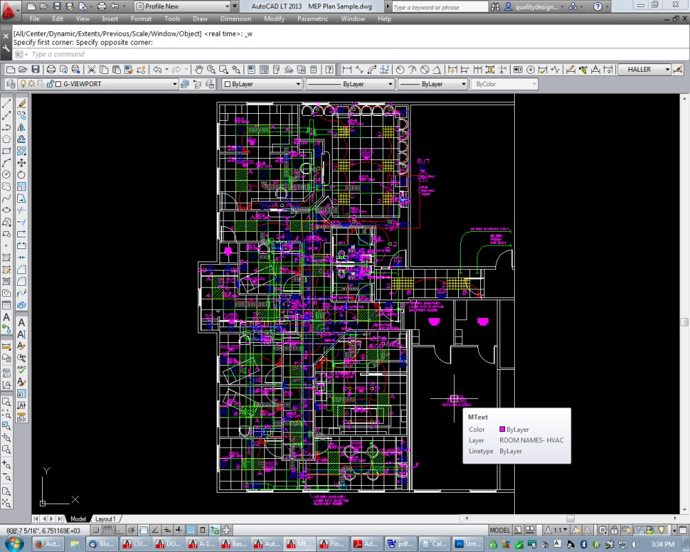 medium resolution of hvac cad drawing