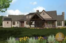 Small Custom House Floor Plans Contemporary Home Design