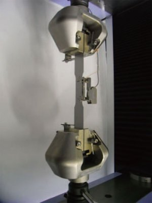 Tensile Test for Metallic Materials Using Strain Rate