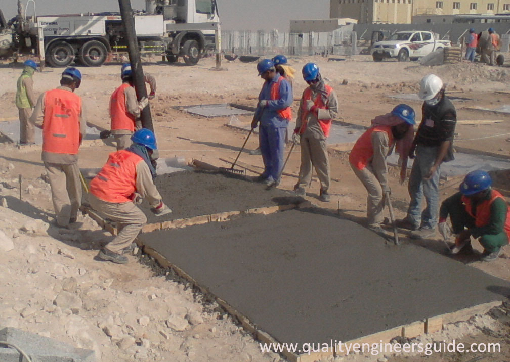 Quality Concrete Construction