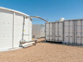 Off grid water solution for Val de Vie Estate
