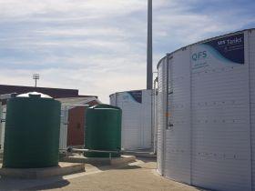 UWC water treatment plant