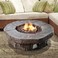 Gas Garden Firepits - LPG Outdoor fire pits - Gardeners Blog