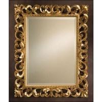 Mirror Wooden Frame Designs - Home Design
