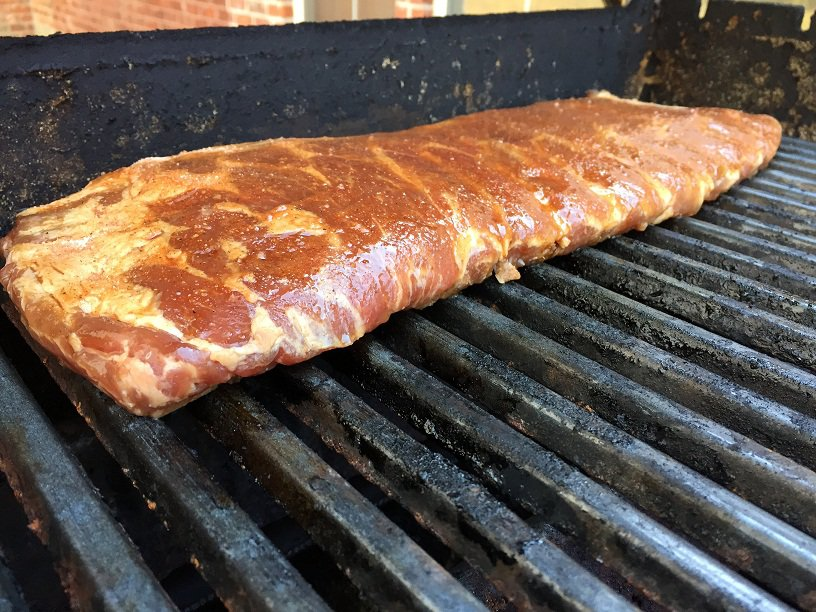 Spare Ribs Grillen Gasgrill : How long to bbq spare ribs on gas grill halloword