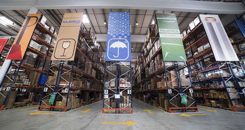 10 consejos para mejorar la logística de tu almacén