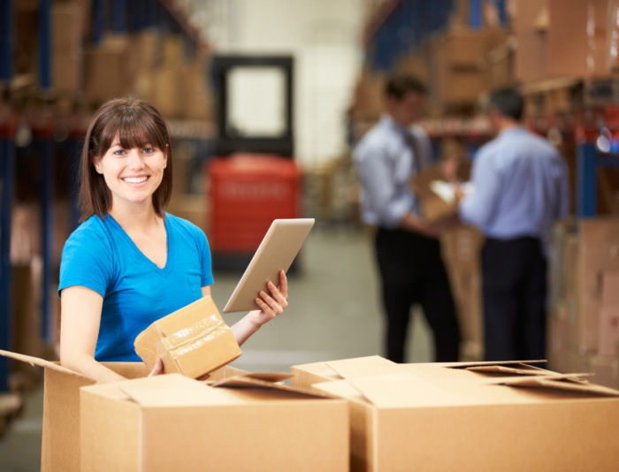 Consejos sobre como incrementar el espacio en tu nave y mejorar la gestión logística.