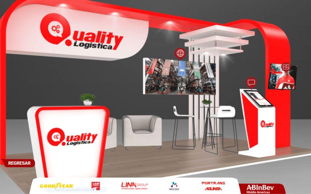 Quality Logística participó en Leading Transformation 2021 de AB InBev