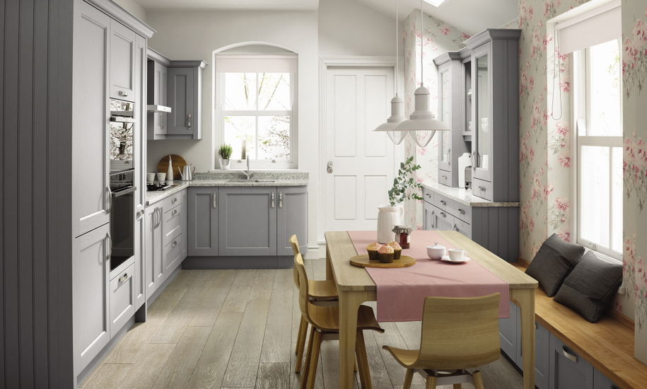 quality kitchen doors nottingham contemporary style