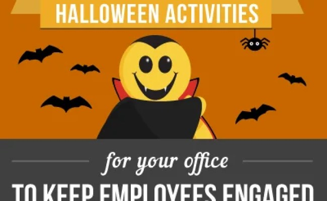 Halloween Activities For Your Office That Keep Employees
