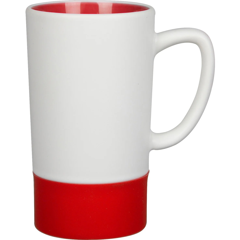 monument ceramic mug with