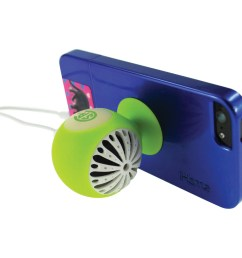 click here to order fusebox speaker and phone holders printed with your logo for 7 78 ea  [ 1000 x 1000 Pixel ]