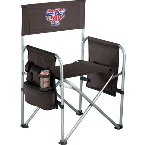 customized directors chair ergonomic kijiji promotional game day director chairs with custom logo for 50 38 ea black printed your