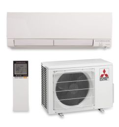 what is a ductless mini split system  [ 1200 x 1200 Pixel ]