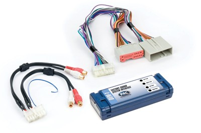 2005 ford f150 stock radio wiring diagram 2001 stereo pac aoem-frd24 2003 and up amplified audio system interface