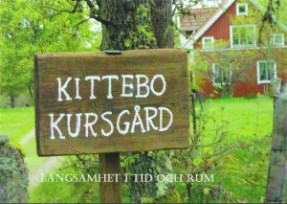 Sign 'Kittebo Kursgård'