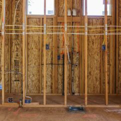 Electrical Wiring Diagram For A House Lock Up 700r4 Manual New Construction - Home Electrician