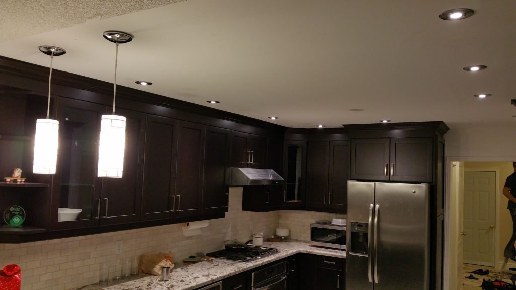 pot lights for kitchen cabinet door fronts photos quality potlight led mississauga