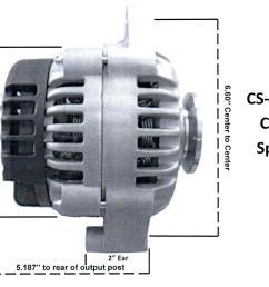 csd alternator wiring solidfonts gm cs130 alternator wiring diagram nilza net [ 1479 x 1177 Pixel ]