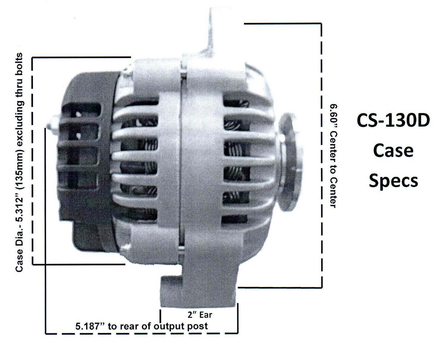 hight resolution of csd alternator wiring solidfonts gm cs130 alternator wiring diagram nilza net
