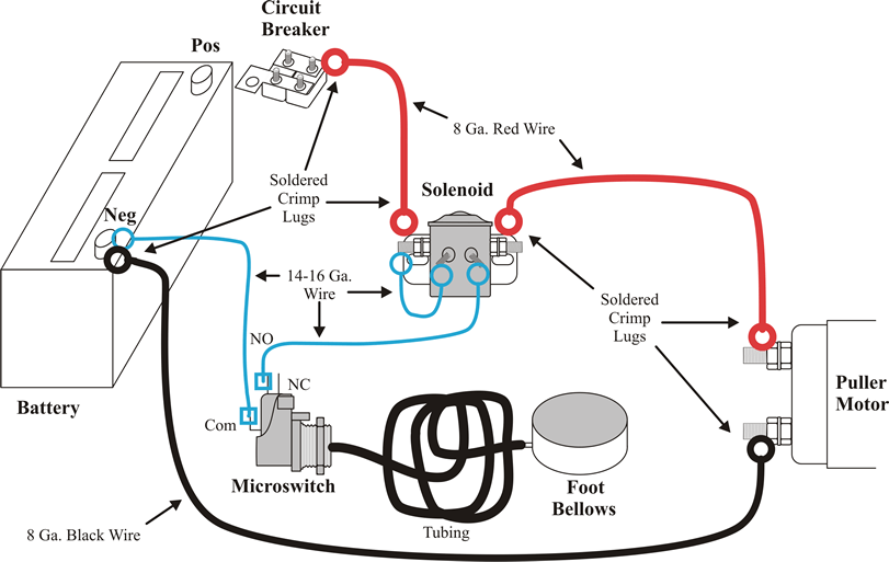 cockshutt wiring diagram