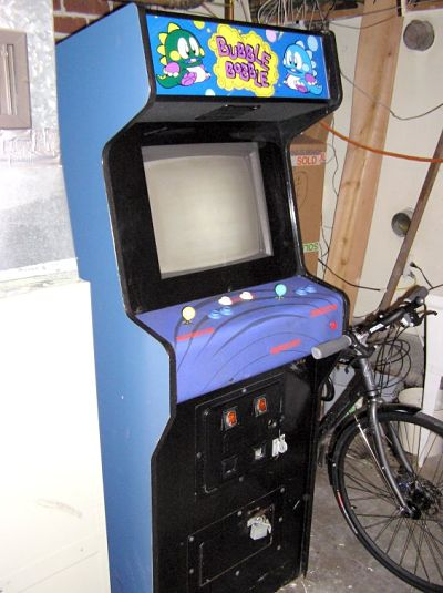 Convert a garage into a game room