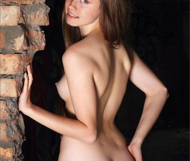 Sexy Ass Young Model Naked
