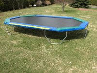 Trampoline For Backyard