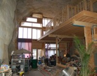 Cave Home | Living Off The Grid | Quality Unearthed