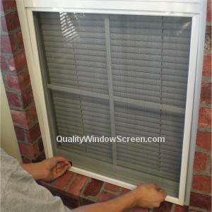 Window Screens Replacements Custom Solar QualityScreen