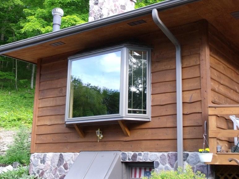Bay window, bow window installation, Milwaukee, butler, wi,