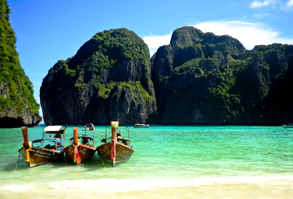 maya-bay-tailandia-long-tail-koh-phi-phi