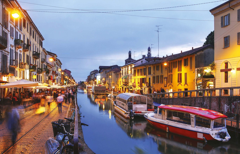 Aperitivo Milano In Terrazza