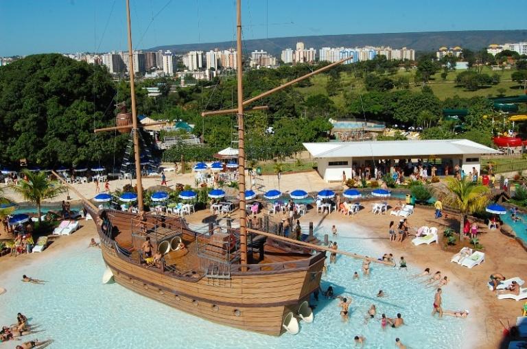 11 parques que provam que o Brasil  sinnimo de diverso
