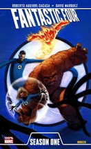 Aguirre-Sacasa & Marquez - Fantastic Four : Season One