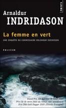 Arnaldur Indridason - La Femme en Vert