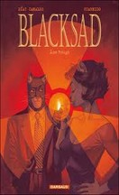Canales & Guarnido - Blacksad : Âme rouge