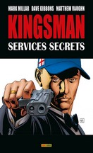 Millar & Gibbons & Vaughn - Kingsman : Services secrets