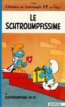 Peyo & Delporte - Le Schtroumpfissime